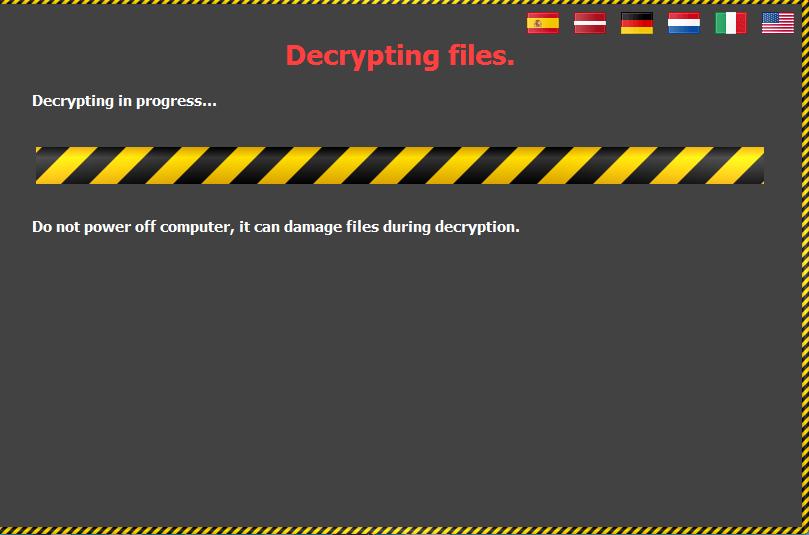 بازیابی فایل های رمز شده توسط بد افزار و باج افزار ها CTB-Locker در مرکز ریکاوری اطلاعات امین پایتخت صورت میپذیرد
