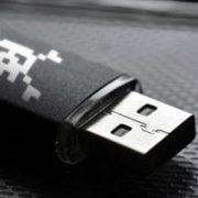آلودگی USB