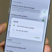 VoLTE مخفف Voice over LTE یا همان «انتقال صدا بر بستر التیای» میباشد. با همین ترجمه، تا حد زیادی ماهیت این فناوری مشخص میشود. زمانی که چشم ما به عنوان«فناوری ۴G» یا LTEمیخورد، قطعا یاد سرعت بالای اینترنت بر روی تلفن همراه میافتیم. ولی باید بدانید که این فناوری، قابلیتهای بسیار جذاب دیگری را هم میسر کرده که یکی از آنها، مکالمه VoLTE است.