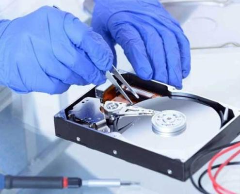 چگونه می توان داده ها را از هارد دیسک بازیابی کرد
