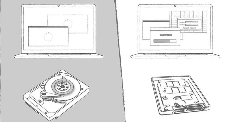 مزایای هارد SSDدر چیست؟
