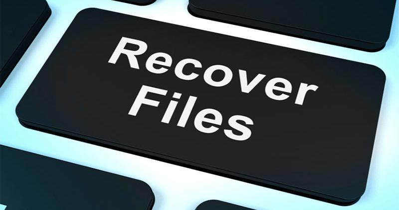 نرم افزار بازیابی فایل
